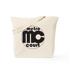Metro Court Tote Bag