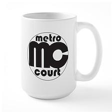 Metro Court Large Mug