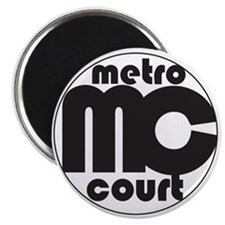 Metro Court Magnet
