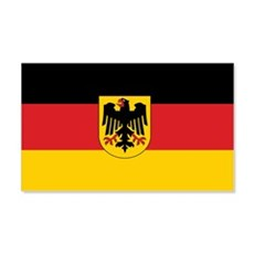 Germany State Flag 20x12 Wall Peel