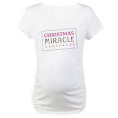 Christmas Miracle Shirt