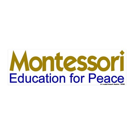 Education for Peace 20x6 Wall Peel