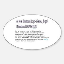 DEPOSITION DEFINITION Decal