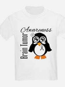 Penguin Brain Tumor T-Shirt