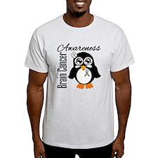 Penguin Cancer Awareness T-Shirt