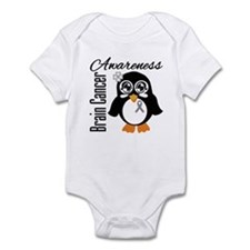 Penguin Cancer Awareness Infant Bodysuit
