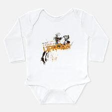 Lion Uproar Long Sleeve Infant Bodysuit