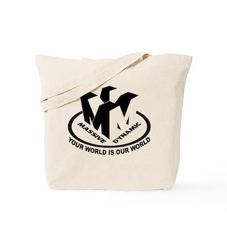 Massive Dynamic Tote Bag