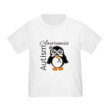 Penguin Autism Awareness T