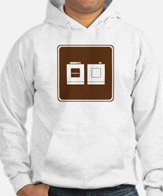 Laundry Sign Hoodie