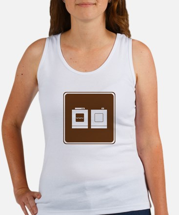 Laundry Sign Women's Tank Top