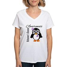 Penguin Alzheimers Disease Shirt