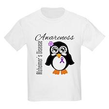 Penguin Alzheimers Disease T-Shirt