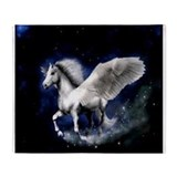 Pegasus Fleece Blankets
