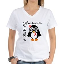 Penguin AIDS Awareness Shirt