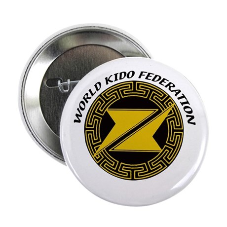 World Kido Federation Button