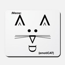EmotiCat Mousepad