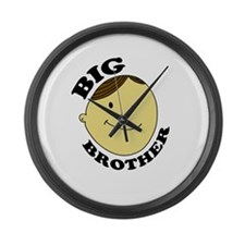 Big Brother Large Wall Clock