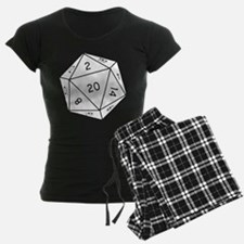 D20 Dice Pajamas