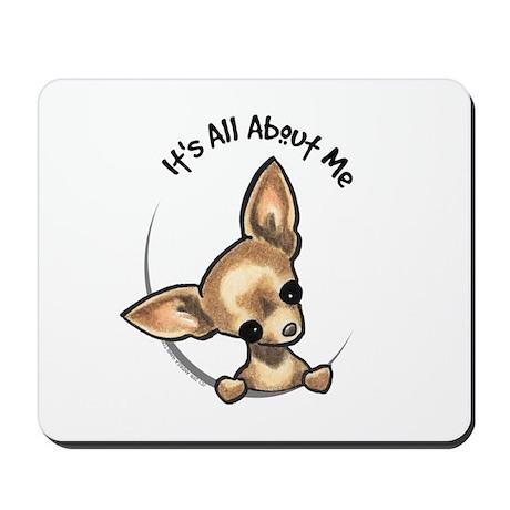 Tan Chihuahua IAAM Mousepad