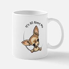 Tan Chihuahua IAAM Mug