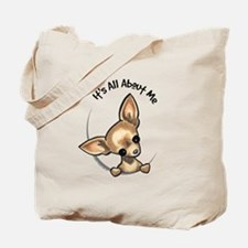 Tan Chihuahua IAAM Tote Bag