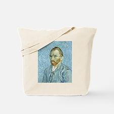 Cute Vincent van gogh Tote Bag