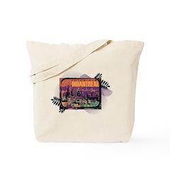 Moantreal Tote Bag