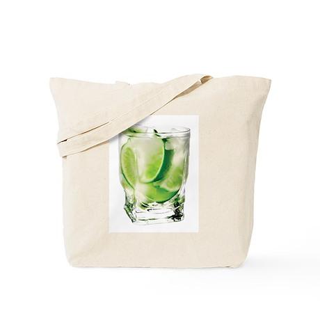 Vodka Lime Tote Bag