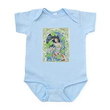 A Dark Undercurrent Infant Bodysuit
