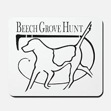 Beech Grove Hunt Mousepad