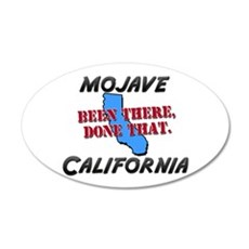 mojave california - been there, done that Sticker