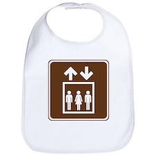 Elevator Sign Bib