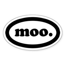moo Decal
