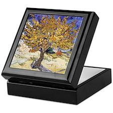 Unique Impressionist Keepsake Box