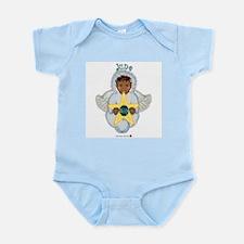 June Baby Angel Birthstone Infant Creeper