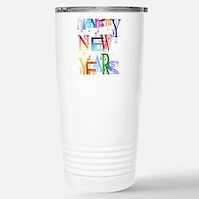 Happy New Years Travel Mug