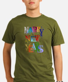 Happy New Years T-Shirt