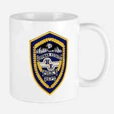 Hoffman Estates Police Mug