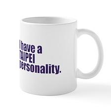 TAIPEI PERSONALITY Big Mug