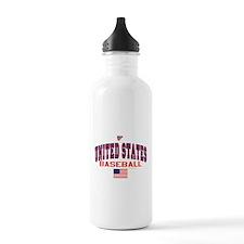 United States(USA) Baseball Water Bottle
