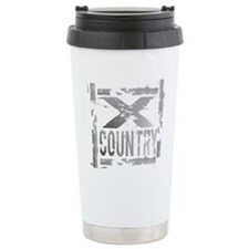 Cross Country Grunge Travel Coffee Mug