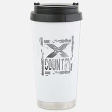 Cross Country Grunge Travel Mug
