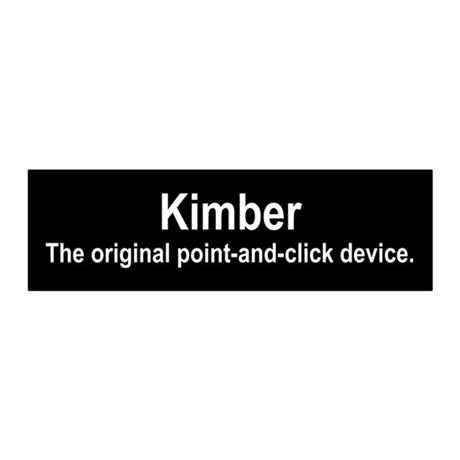 Kimber - Point and Click