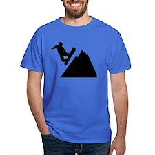Go Snowboarding! T-Shirt