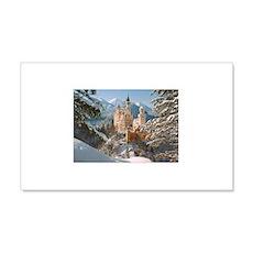 Neuschwanstein Castle 20x12 Wall Peel