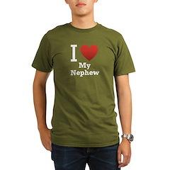 I Love My Nephew T-Shirt