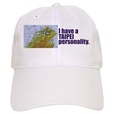 TAIPEI PERSONALITY or TYPE A Baseball Cap