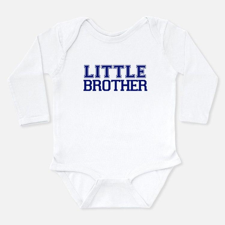 Little brother Long Sleeve Infant Bodysuit
