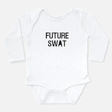 Future Swat Long Sleeve Infant Bodysuit